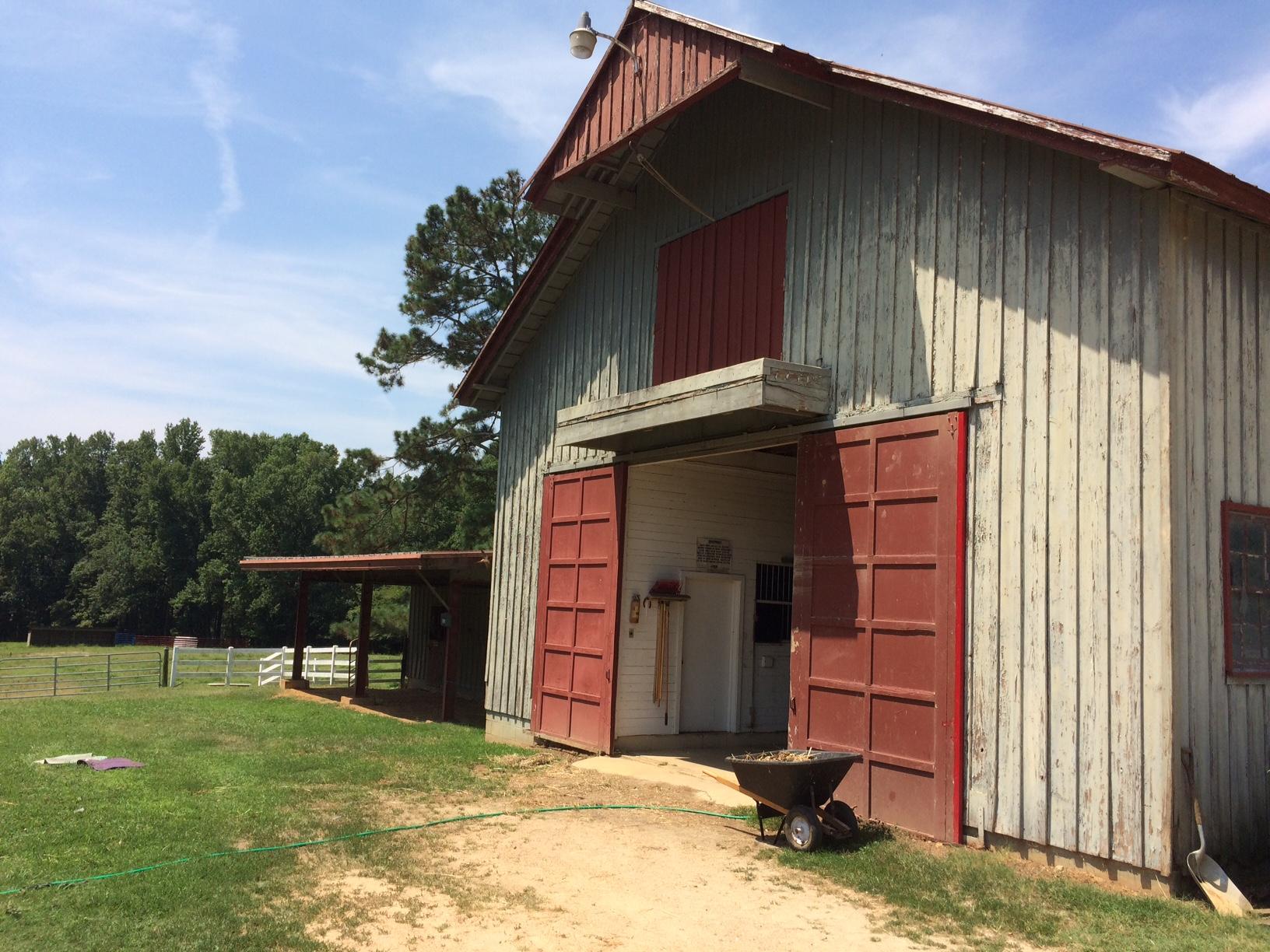 Horse Boarding in Clayton, North Carolina - Mims Farm